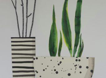 ceramic&plant