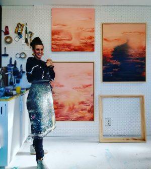 Blush studio shot